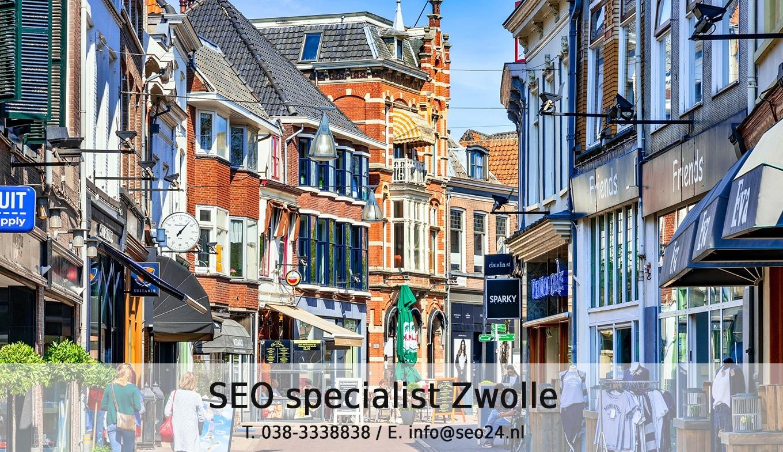SEO Zwolle